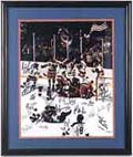 1980 Olympic Hockey Memorabilia
