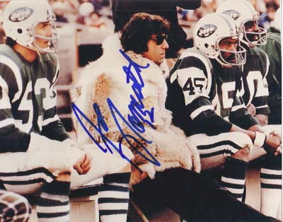 outlet store 3461e cc710 Joe Namath Autographed 8x10