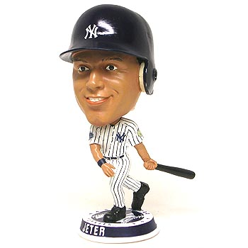 NY Yankees Derek Jeter Final Season Stadium  Bobble Head