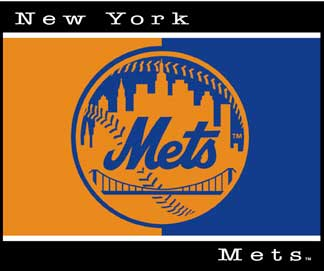 All-star Collection Blanket/Throws - New York Mets